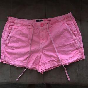 Gap pink shorts size 2